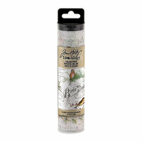 Idea-ology - Tim Holtz - Collage Paper - Aviary