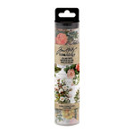 Advantus - Tim Holtz - Idea-ology Collection - Collage Paper - Floral