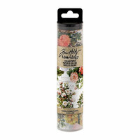 Idea-ology - Tim Holtz - Collage Paper - Floral