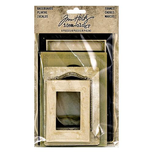 Idea-ology - Tim Holtz - Baseboards, Frames