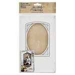 Advantus - Tim Holtz - Idea-ology Collection - Collage Frames