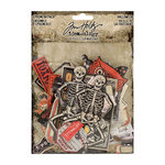 Advantus - Tim Holtz - Idea-ology Collection - Ephemera - Halloween