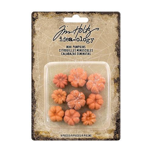 Idea-ology - Tim Holtz - Halloween - Mini Pumpkins