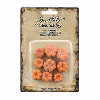Idea-ology - Tim Holtz - Halloween - Mini Pumpkins