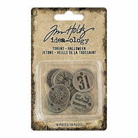 Idea-ology - Tim Holtz - Tokens - Halloween