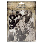 Advantus - Tim Holtz - Idea-ology Collection - Paper Dolls - Ancestors