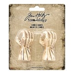 Advantus - Tim Holtz - Idea-ology Collection - Halloween - Zombie Hands