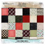 Advantus - Tim Holtz - Idea-ology Collection - Christmas - 8 x 8 Paper Stash
