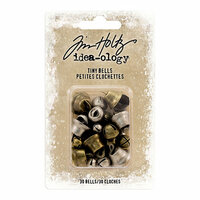 Idea-ology - Tim Holtz - Christmas - Tiny Bells