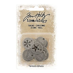 Advantus - Tim Holtz - Idea-ology Collection - Christmas - Tokens