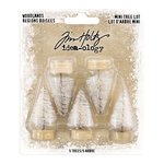 Advantus - Tim Holtz - Idea-ology Collection - Christmas - Woodlands Tree Lot - Mini