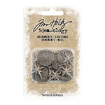 Advantus - Tim Holtz - Idea-ology Collection - Christmas - Adornments