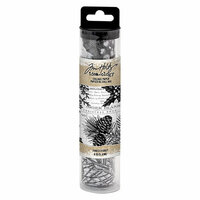 Idea-ology - Tim Holtz - Christmas - Collage Paper - Forest