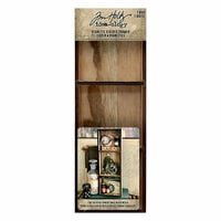 Idea-ology - Tim Holtz - Vignette Divided Drawer