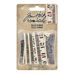 Advantus - Tim Holtz - Idea-ology Collection - Ruler Ribbon - 2 - One Yard