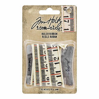 Idea-ology - Tim Holtz - Ruler Ribbon - 2 - One Yard