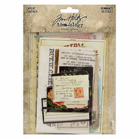 Idea-ology - Tim Holtz - Layers - Remnants