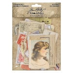 Advantus - Tim Holtz - Idea-ology Collection - Ephemera Pack - Keepsakes