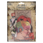 Idea-ology - Tim Holtz - Ephemera Pack - Halloween