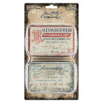 Idea-ology - Tim Holtz - Halloween - Trinket Tins