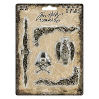 Idea-ology - Tim Holtz - Halloween - Adornments