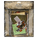 Idea-ology - Tim Holtz - Halloween - Layers and Baseboard Frames