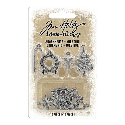 Idea-ology - Tim Holtz - Christmas - Yuletide Adornments