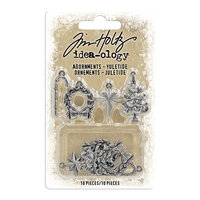 Idea-ology - Tim Holtz - Christmas - Yuletide Adornments