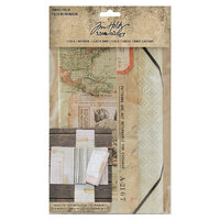 Idea-ology - Tim Holtz - Travel Folio