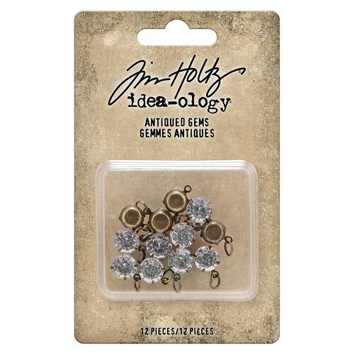 Idea-ology - Tim Holtz - Antiqued Gems