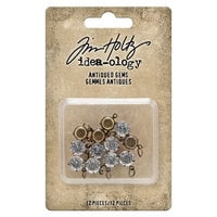 Idea-ology - Tim Holtz - Antiqued Gems