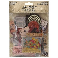 Idea-ology - Tim Holtz - Baseboards - Junk Drawer