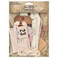 Idea-ology - Tim Holtz - Salvaged Tags