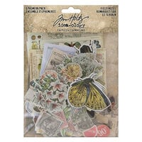 Idea-ology - Tim Holtz - Ephemera Pack - Field Notes
