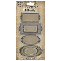 Idea-ology - Tim Holtz - Label Frames