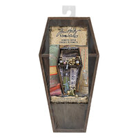 Idea-ology - Tim Holtz - Halloween - Vignette Coffin
