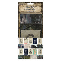 Idea-ology - Tim Holtz - Halloween - Vellum Scenes - Haunts