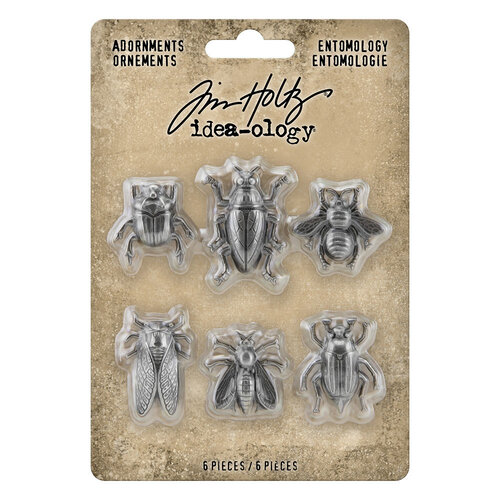 Idea-ology - Tim Holtz - Adornments - Entomology