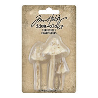Idea-ology - Tim Holtz - Halloween - Toadstools