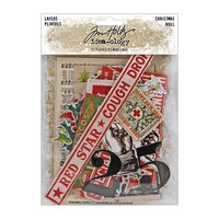 Idea-ology - Tim Holtz - Christmas - Layers