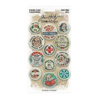 Idea-ology - Tim Holtz - Christmas - Flair