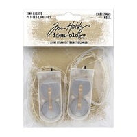 Idea-ology - Tim Holtz - Christmas - Tiny Lights