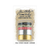 Idea-ology - Tim Holtz - Christmas - Trim Tape