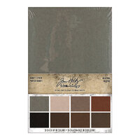Idea-ology - Tim Holtz - 6 x 9 Kraft Stock - Neutral
