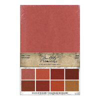 Idea-ology - Tim Holtz - 6 x 9 Kraft Stock - Warm