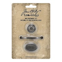 Idea-ology - Tim Holtz - Mini Hardware Set