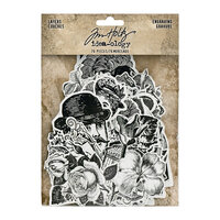 Idea-ology - Tim Holtz - Layers - Engraving