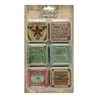 Idea-ology - Tim Holtz - Tin Tops