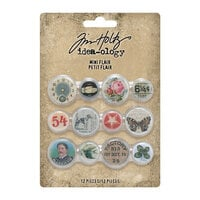 Idea-ology - Tim Holtz - Mini Flair