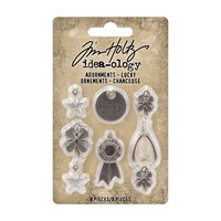Idea-ology - Tim Holtz - Adornments - Lucky